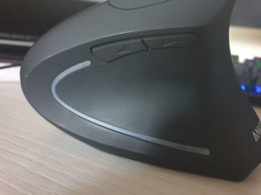 ratón vertical inalámbrico anker