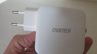 Photo of Revisión de Choetech 100W USB-C GaN: el mejor cargador de pared