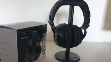 Photo of Revisión de OneOdio Studio Pro C: Auriculares Bluetooth asequibles para DJ