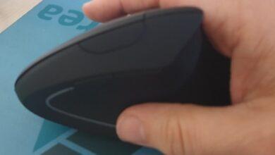 Photo of Revisión del mouse vertical inalámbrico Anker: mouse óptico inalámbrico ergonómico