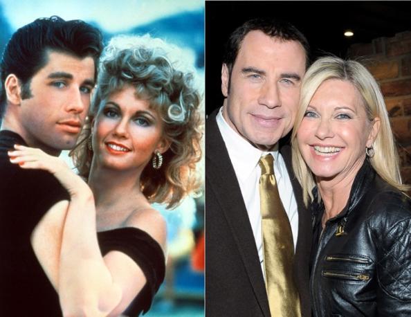 ¿Qué pasó con los actores de Grease?