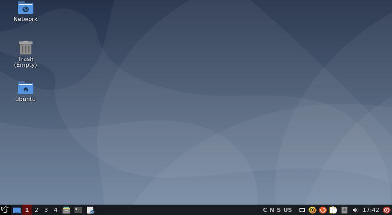 Escritorio LXQT en Ubuntu 20.04