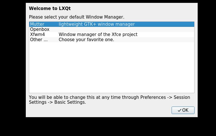 Elija su administrador de Windows favorito