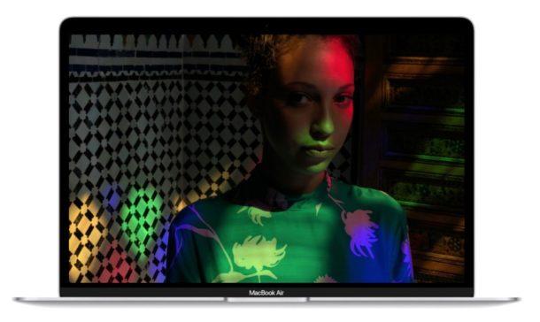 El nuevo MacBook Air con pantalla Retina