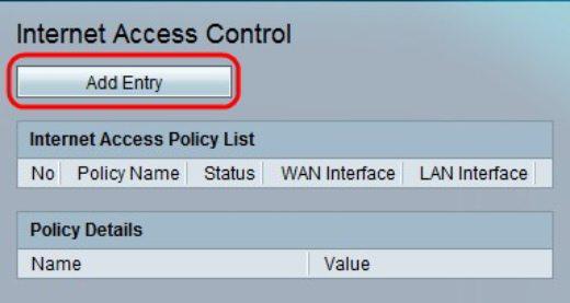Control de acceso a Internet