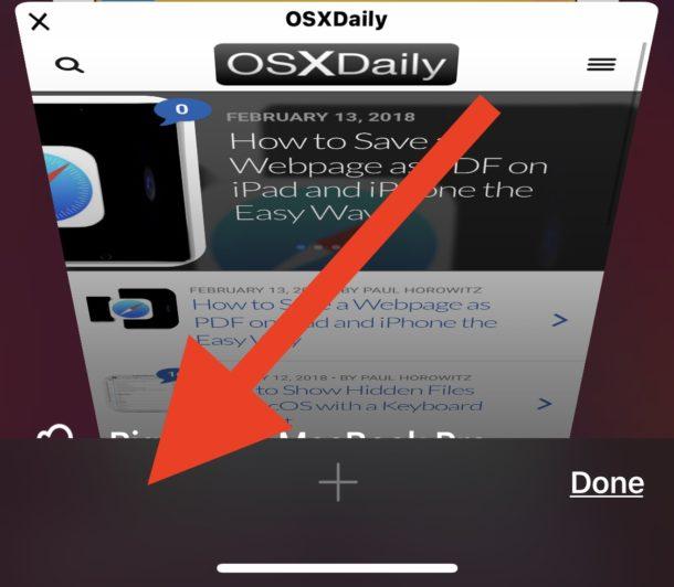 El modo de navegación privada está deshabilitado y no está disponible en Safari para iOS