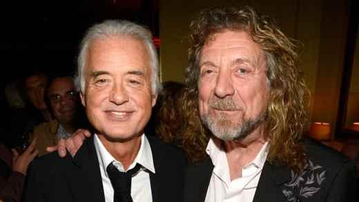 ¿Qué pasó con Led Zeppelin?