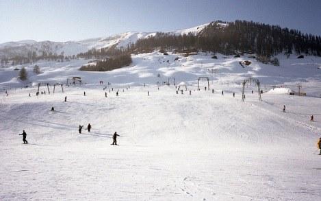 Pistas de esquí de Livigno