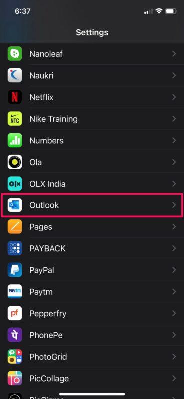 Cómo cambiar la aplicación de correo electrónico predeterminada en iOS 14 y iPadOS 14