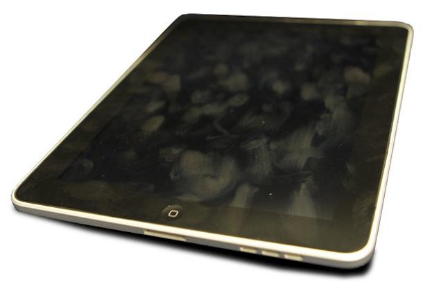 limpiar la pantalla del iPad
