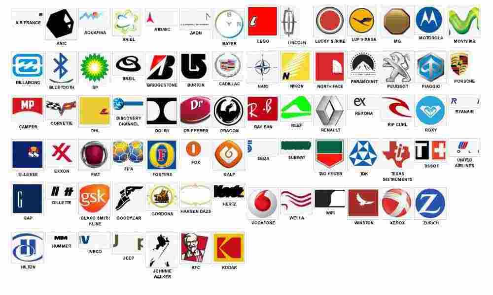 Prueba de logotipos de nivel 4 iPhone
