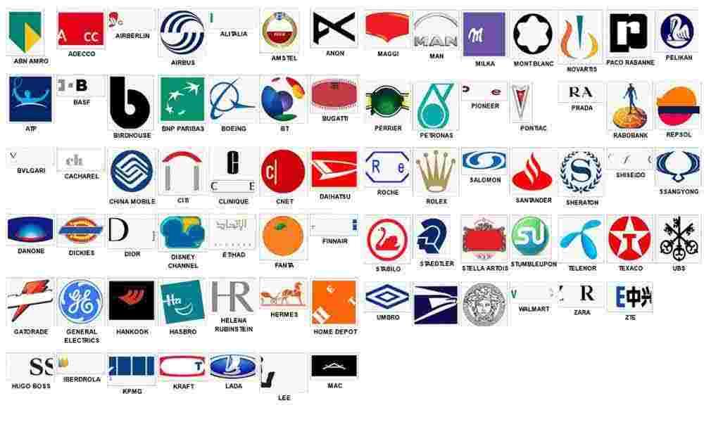 Prueba de logotipos de nivel 6 iPhone