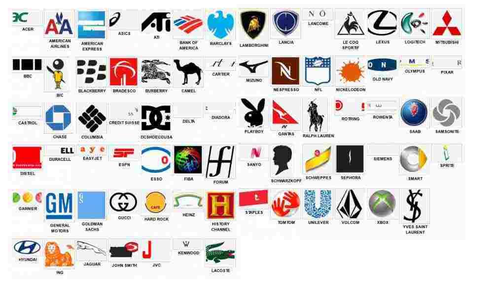 Prueba de logotipos de nivel 5 iPhone