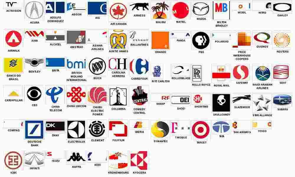 Prueba de logotipos de nivel 7 iPhone