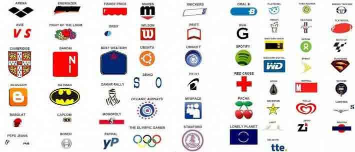 Prueba de logotipos de nivel 9 iPhone