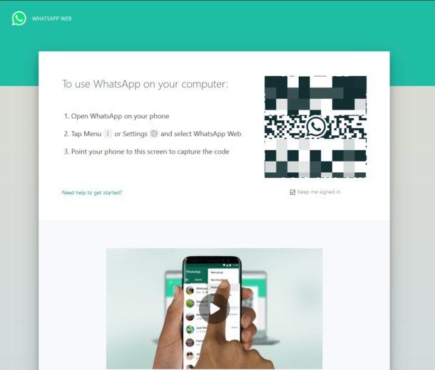 Cómo usar WhatsApp Web en cualquier navegador