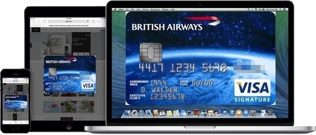 El llavero de iCloud sincroniza los datos de la tarjeta de crédito en cualquier lugar entre Mac e iOS