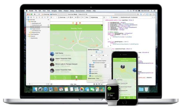 Software del sistema beta de Apple