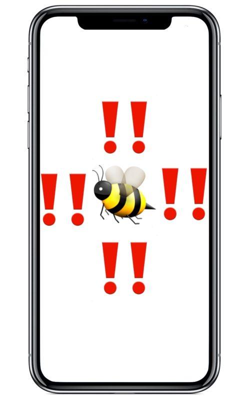 Cómo apagar todas las vibraciones en el iPhone desactivando la función de vibración