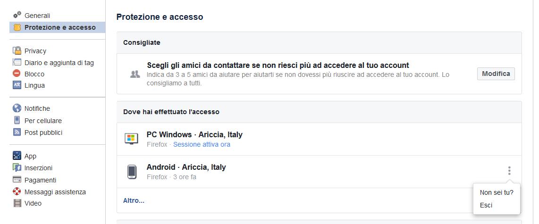 Cómo averiguar quién hackeó una cuenta de Facebook