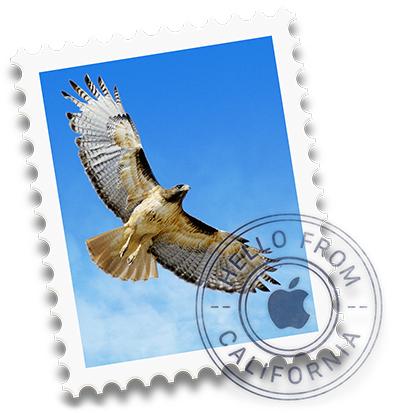 Icono de la aplicación de correo