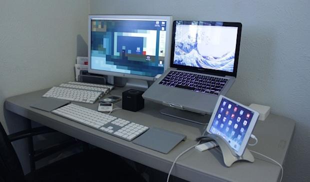 Configurar el escritorio de su MacBook Pro para una película profesional creada por Craigslist Hunting ofrece