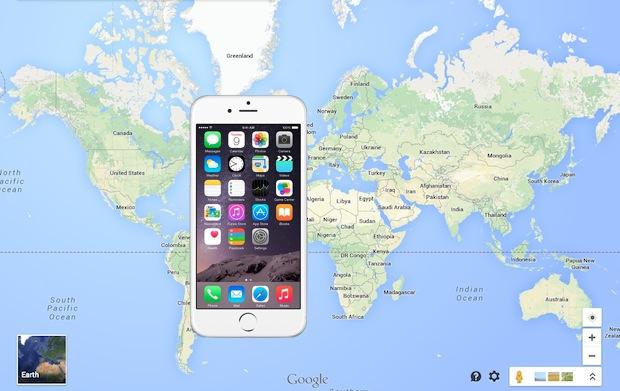 Comprobador de disponibilidad de iPhone 6