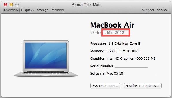 Obtén el modelo Mac del año