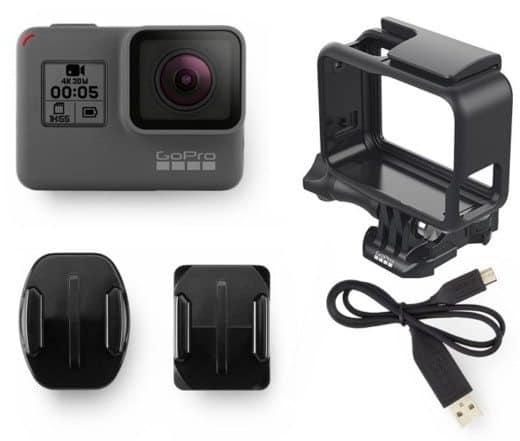 Componentes de GoPro Hero5 Black
