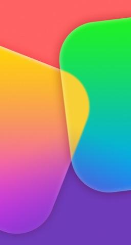 colores superpuestos