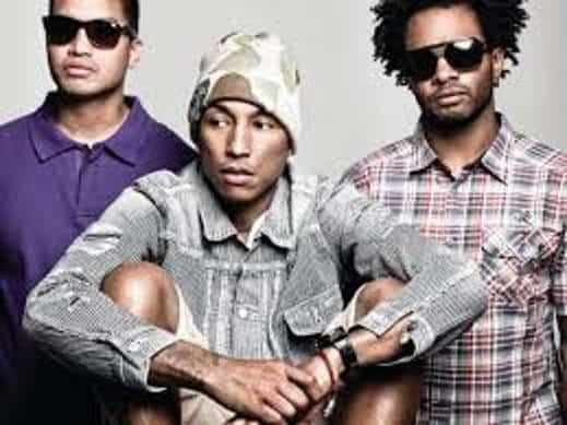 Los NERD y Pharrell Williams