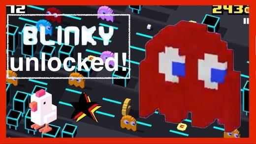 Blinky Corssy Road