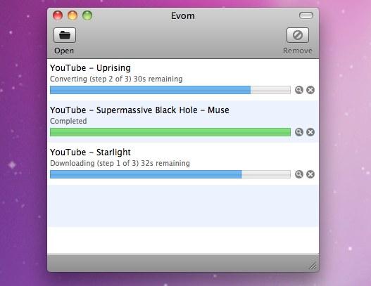 descargar películas flash para Mac