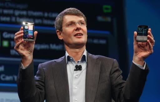Sistema operativo Blackberry10
