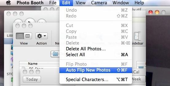 flip photo booth imágenes
