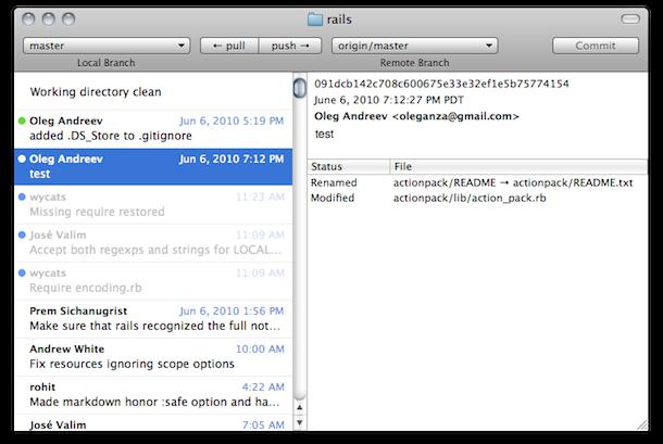 gitbox-captura de pantalla