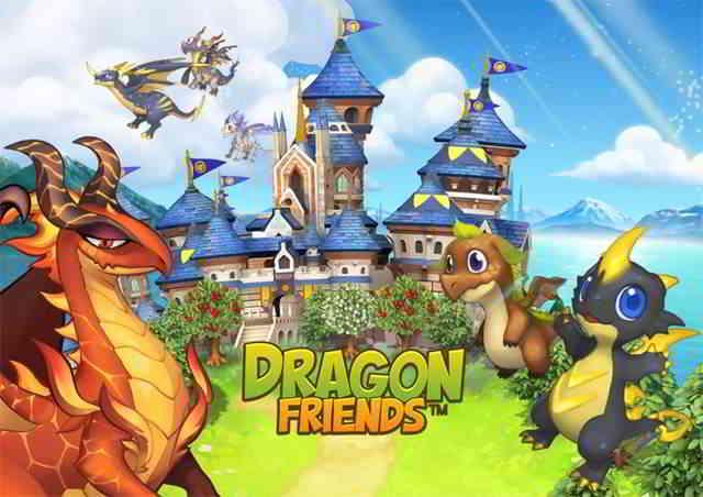 Trucos de Dragon Friends