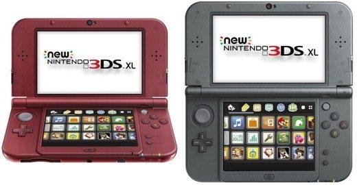 Nueva Nintendo 3DS