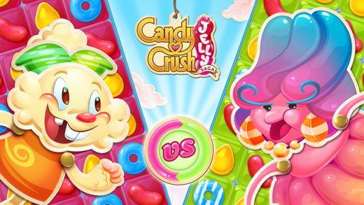 Soluciones Candy Crush Jelly Saga