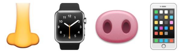 Use la nariz para ingresar Apple Watch y iPhone