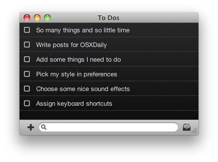 administrador de tareas para todas las listas de tareas todolicious